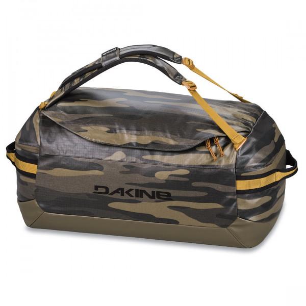 Dakine Ranger Duffle 60L Tasche mit Rucksackgurten Field Camo