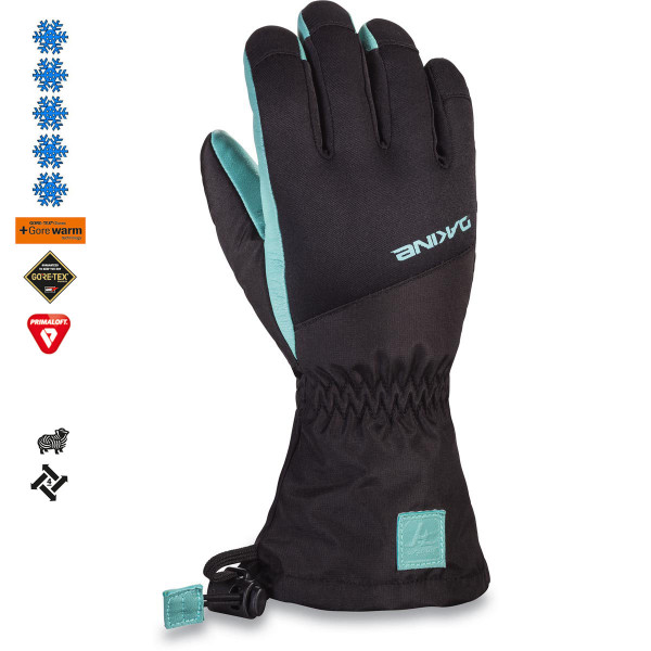 Dakine Rover Glove Kinder Ski- / Snowboard Handschuhe Lagoon