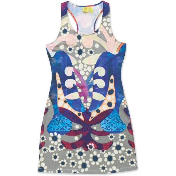 Dakine Nani Mini Dress Kleid Peace Love Dove