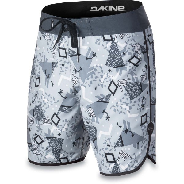 Dakine Cardiff Boardshort Herren Boardshort Party Palm Black