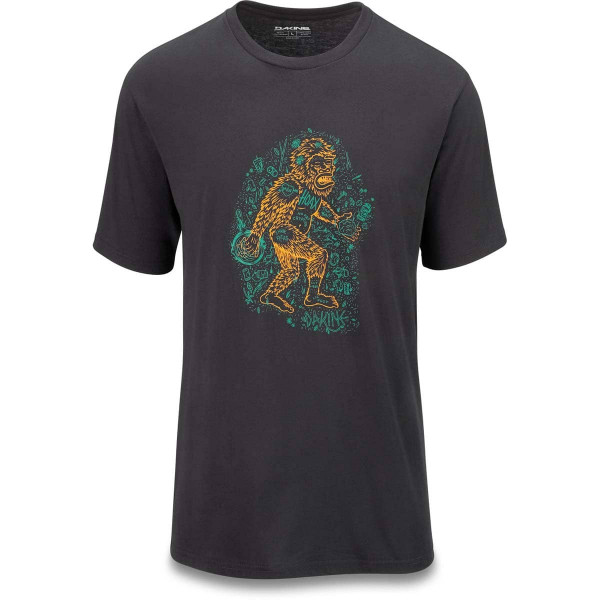 Dakine Confirmed Sighting Herren T-Shirt Washed Black