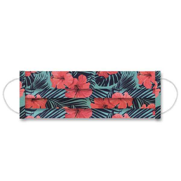 Dakine Shop Stoffmaske Blooming Hibiscus