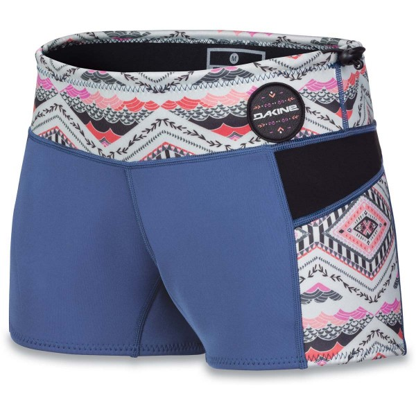 Dakine Womens 1MM Neo Boyshort Damen Boardshort Lizzy