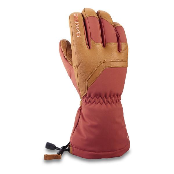 Dakine Womens Excursion Gore-Tex Glove Ski- Snowboard Handschuhe Dark Rose Caramel