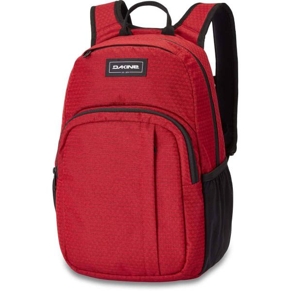 Dakine Campus S 18L Rucksack mit iPad Fach Crimson Red