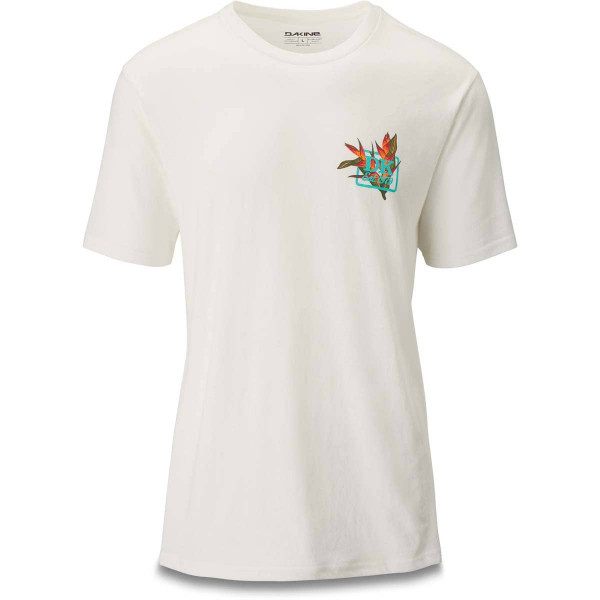 Dakine Jungle Palm Herren T-Shirt Off White