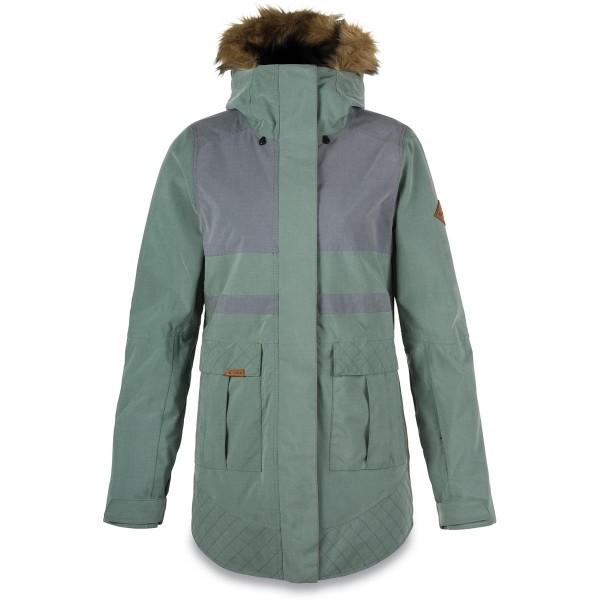 Dakine Brentwood II Jacket Damen Ski- / Snowboard Jacke Balsam / Black