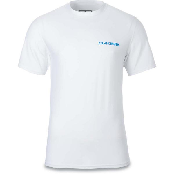 Dakine Heavy Duty Loose Fit S/S Herren Lycra White