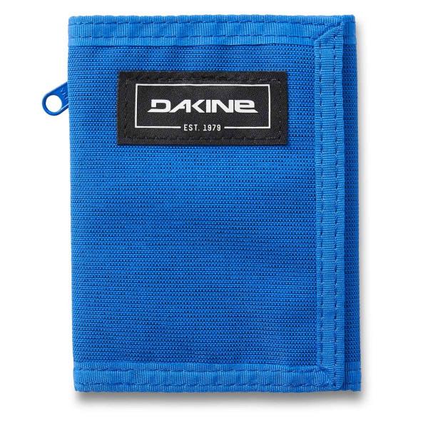 Dakine Vert Rail Wallet Klettverschluss Geldbeutel Cobalt Blue
