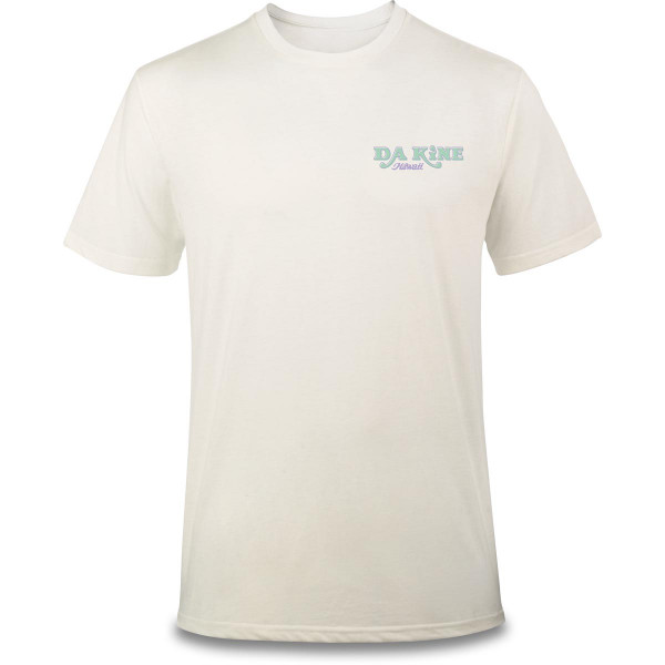 Dakine Mo Bettah T Shirt Herren Off White