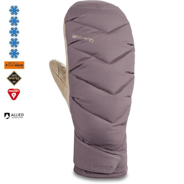 Dakine Tundra Gore-Tex Mitt Damen Ski- / Snowboard Handschuhe Stone / Shark