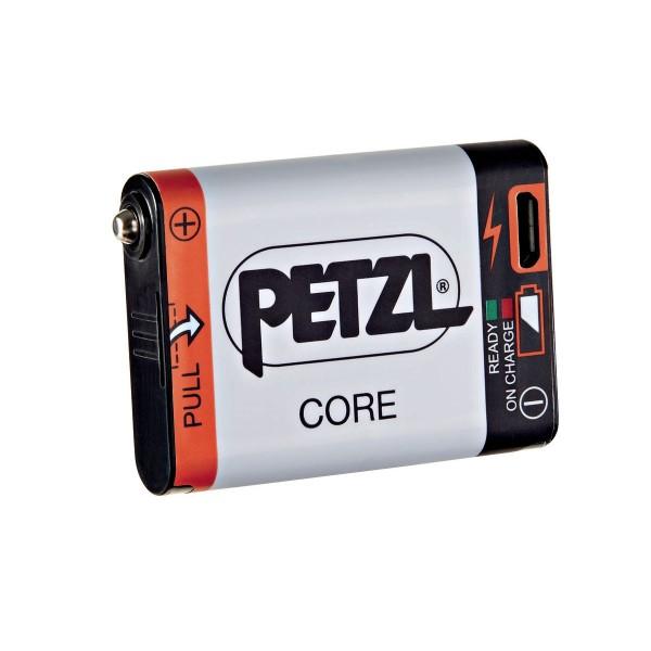 Petzl Core Akku Zubehör für Hybrid Stirnlampen (Tikkina. Tikka. Zipka. Actik)