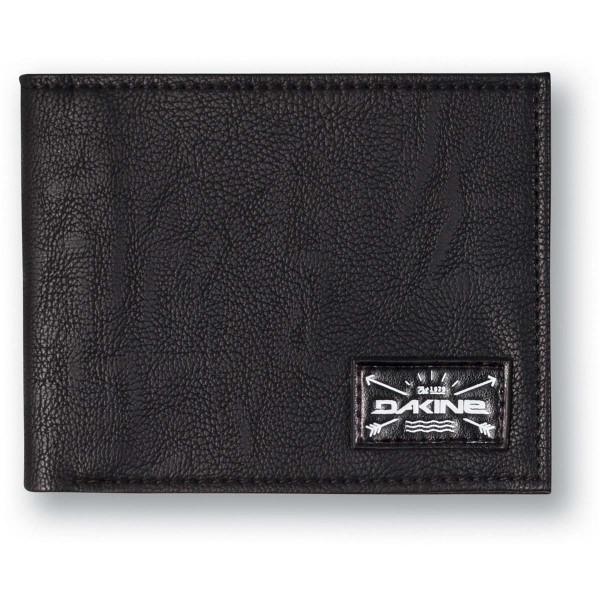 Dakine Riggs Coin Wallet Geldbeutel Black mit Münzfach