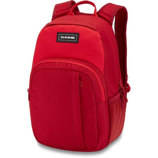 Dakine Campus S 18L Rucksack mit iPad Fach Deep Crimson