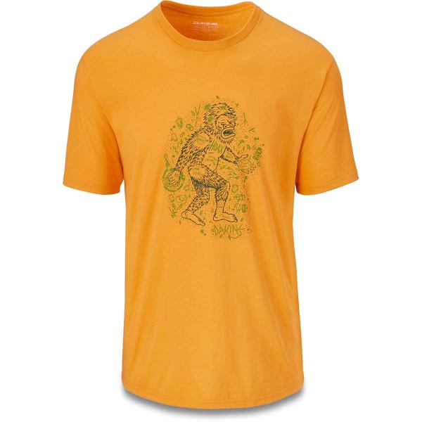 Dakine Confirmed Sighting Herren T-Shirt Golden Glow