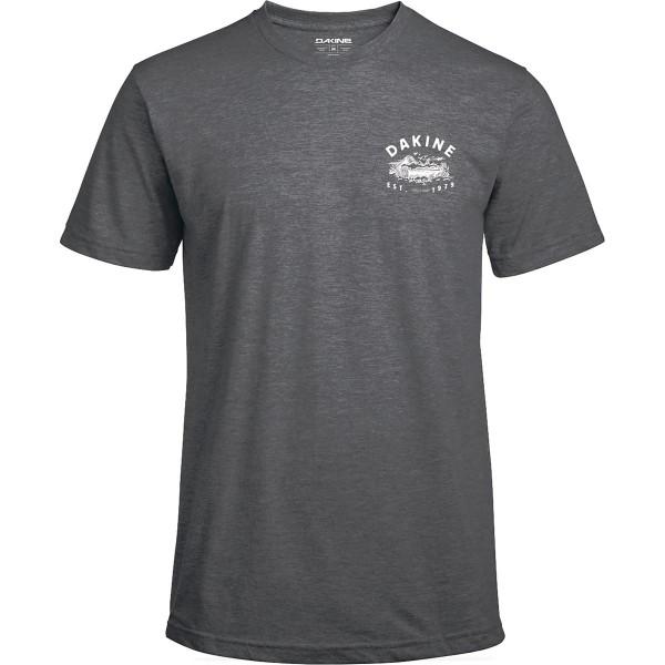 Dakine Buzz Kill Tech-T S/S Herren T-Shirt Heather Black