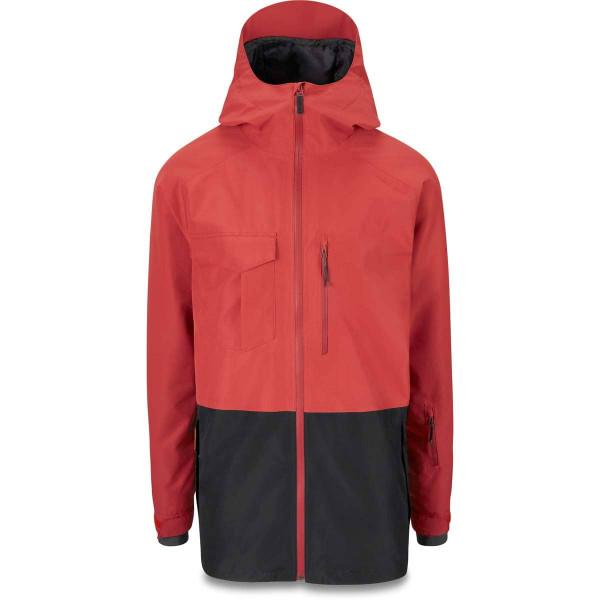 Dakine Smyth Pure 2L Jacket Herren Ski- / Snowboard Jacke Tandoori Spice / Black