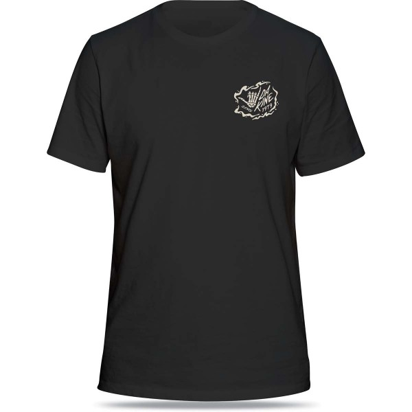 Dakine Bare Bones Herren T-Shirt Black