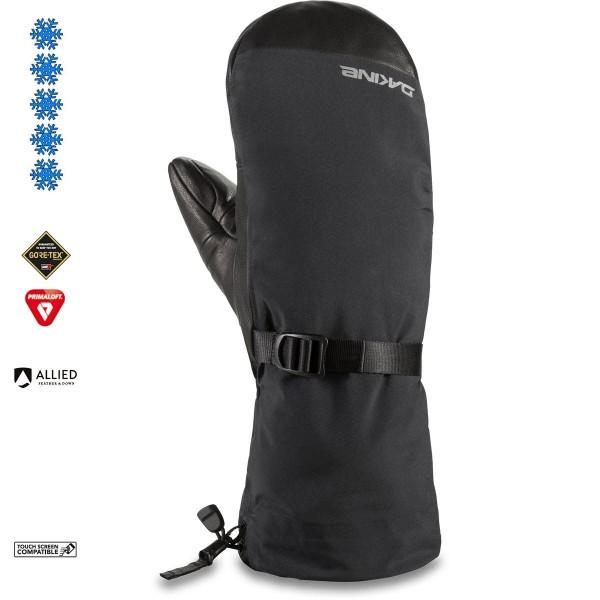 Dakine Diablo Gore-Tex Mitt Herren Ski- / Snowboard Handschuhe Fäustlinge Black