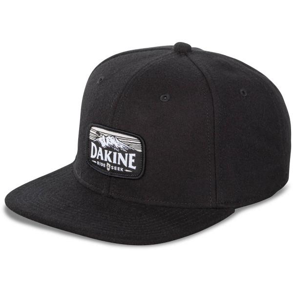 Dakine Ride & Seek Ballcap Cap Black