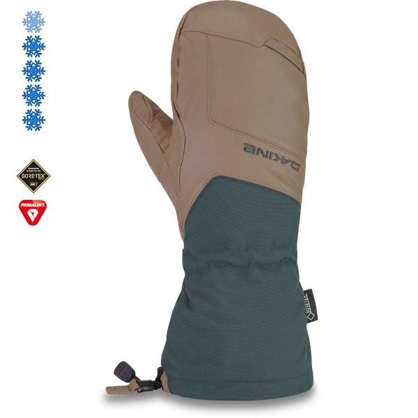 Dakine Continental Gore-Tex Mitt Herren Ski- / Snowboard Handschuhe Stone / Dark Slate