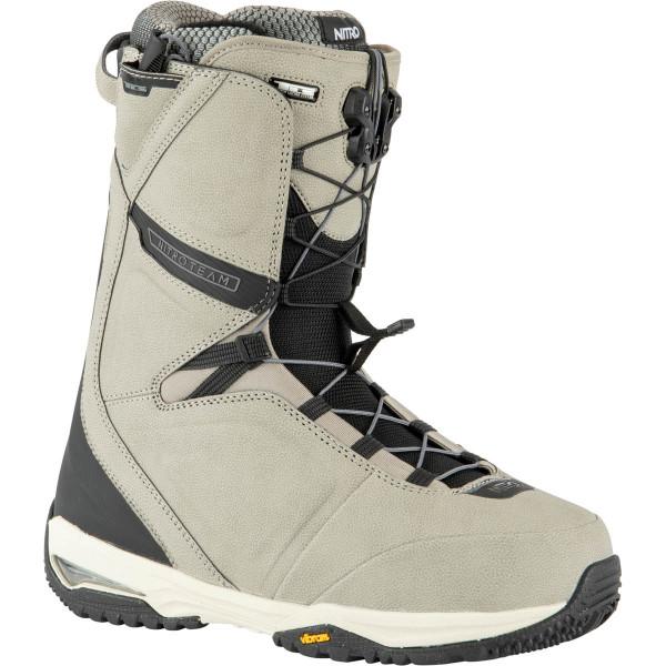 Nitro Team Tls Boot 21 Snowboard Boots Stone-Black