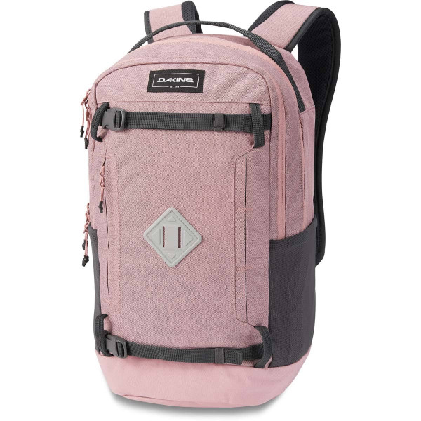 Dakine URBN Mission Pack 23L Rucksack mit iPad/Laptop Fach Woodrose
