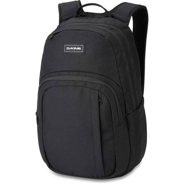 Dakine Campus M 25L Rucksack mit Laptopfach Black
