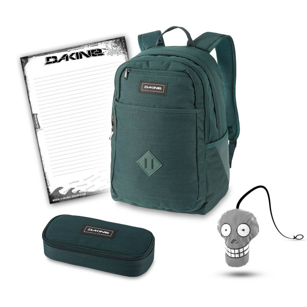 Dakine Essentials Pack 26L + School Case + Harry + Block Schulset Juniper