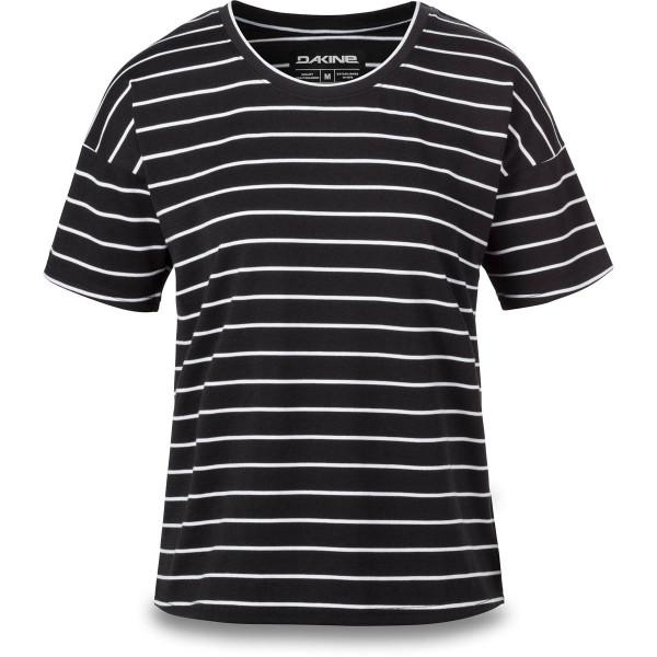 Dakine Rowen S/S Tee Damen T-Shirt Black