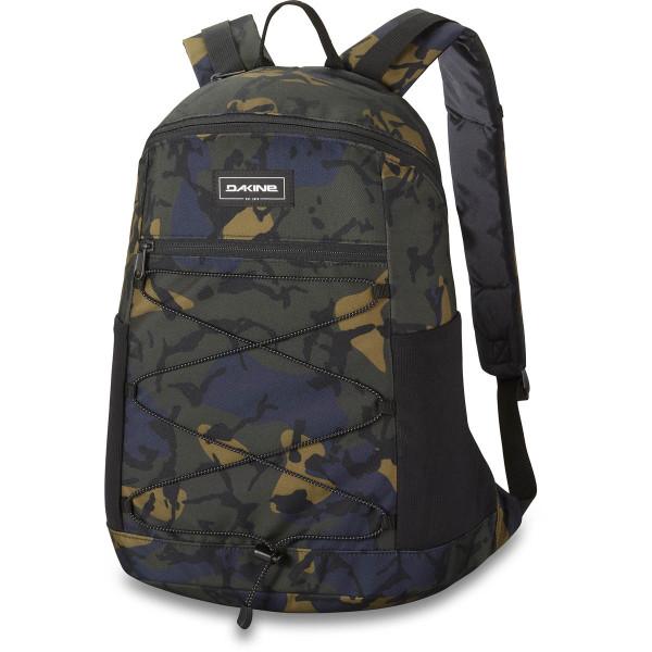 WNDR Pack 18L Rucksack Cascade Camo