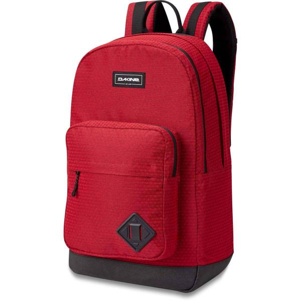 Dakine 365 Pack DLX 27L Rucksack mit iPad/Laptop Fach Crimson Red