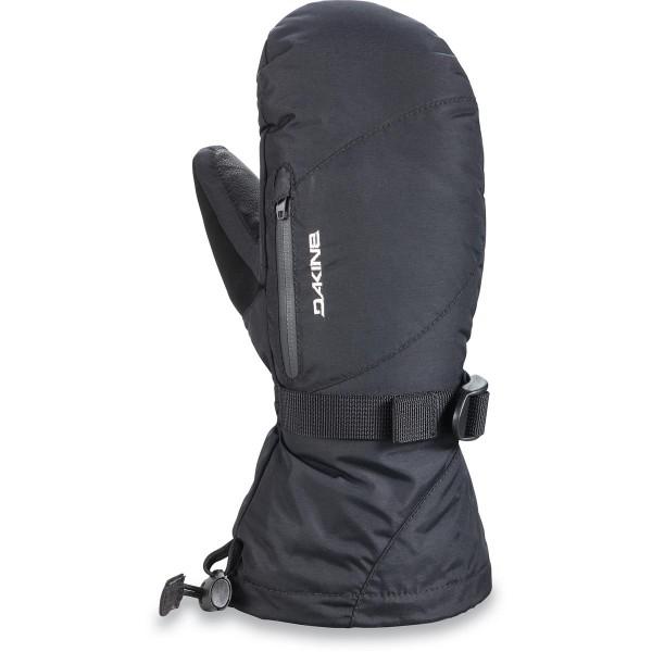 Dakine Leather Sequoia Mitt Damen Ski- / Snowboard Handschuhe Fäustlinge Black