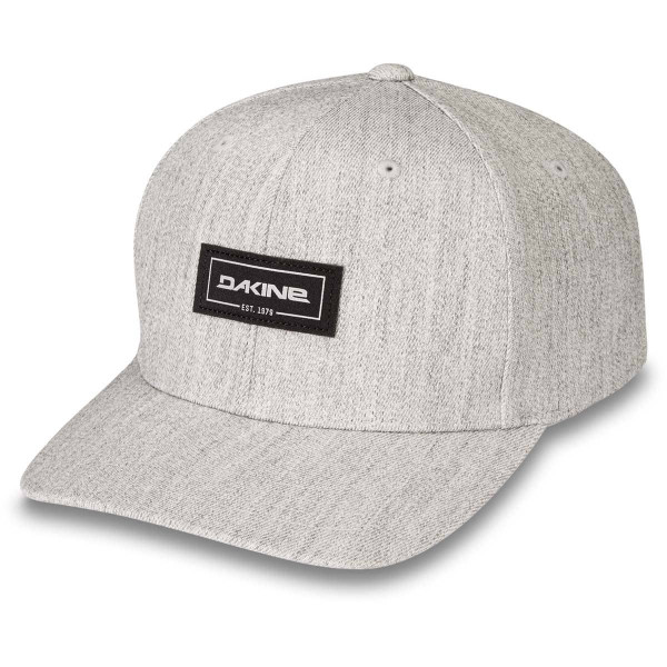 Dakine Mission Rail Ballcap Cap Heather Grey