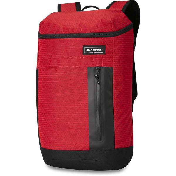 Dakine Concourse 25L Rucksack mit Laptopfach Crimson Red