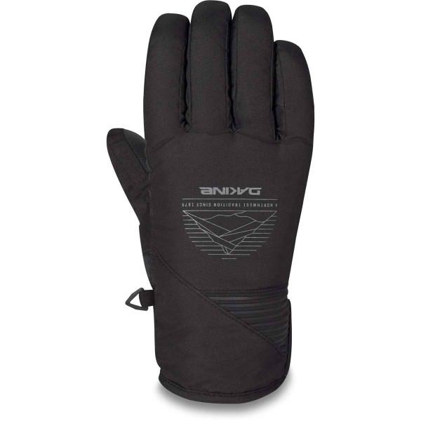 Dakine Crossfire Glove Herren Ski- / Snowboard Handschuhe Black Glacier