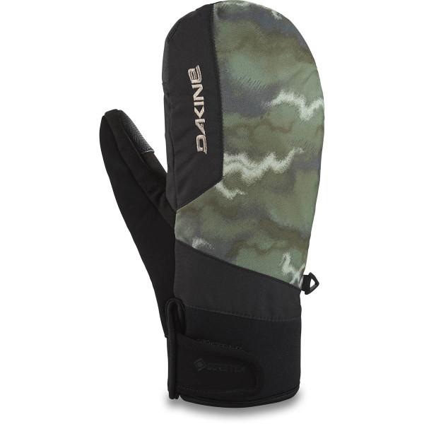 Dakine Impreza Gore-Tex Mitt Ski- / Snowboard Handschuhe Olive Ashcroft Camo/Black