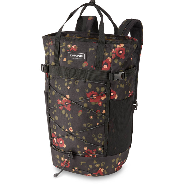 Dakine WNDR Cinch Pack 21L Rucksack mit Laptopfach Begonia