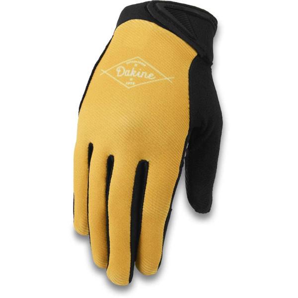 Dakine Womens Syncline Glove Damen Bike Handschuhe Golden Glow