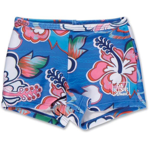 Dakine Girls Toddler Swim Kinder Short Badehose Ocean Flower