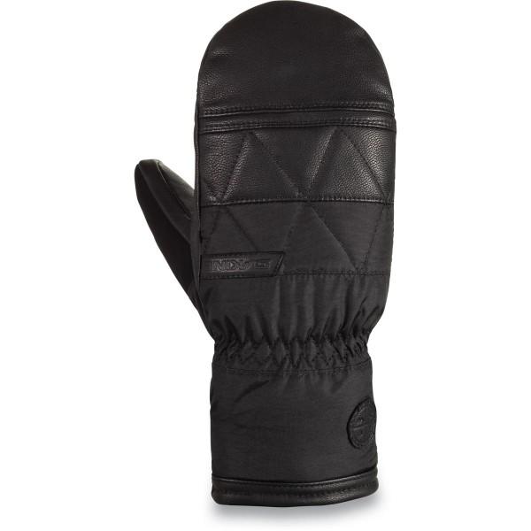Dakine Fleetwood Damen Ski- / Snowboard Handschuhe Fäustlinge Black
