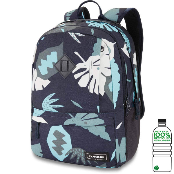 Dakine Essentials Pack 22L Rucksack mit Laptopfach Abstract Palm