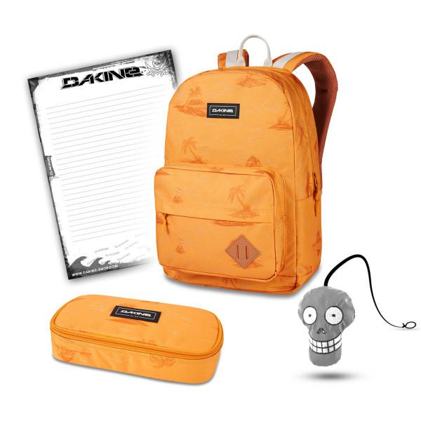 Dakine 365 Pack 30L + School Case XL + Harry + Block Schulset Oceanfront