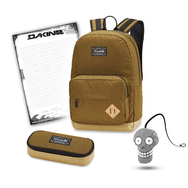 Dakine 365 Pack 30L + School Case + Harry Block Schulset Tamarindo