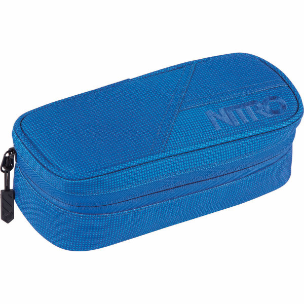 Nitro Pencil Case Federmäppchen Blur Brilliant Blue