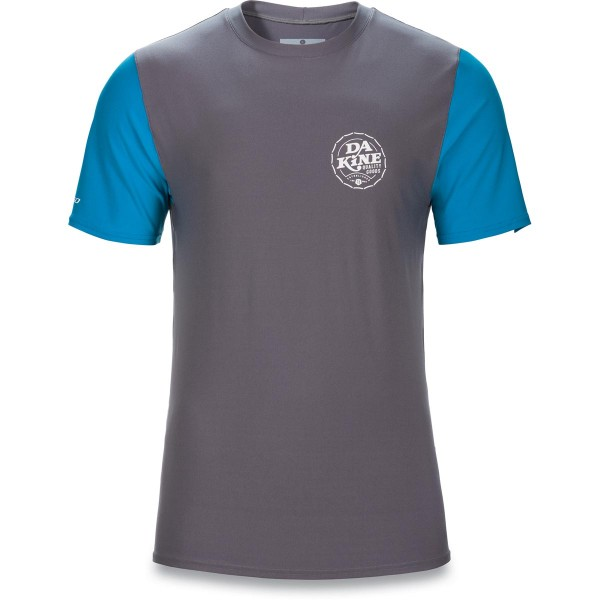 Dakine Lifted Loose Fit S/S Funktions T-Shirt Gunmetal
