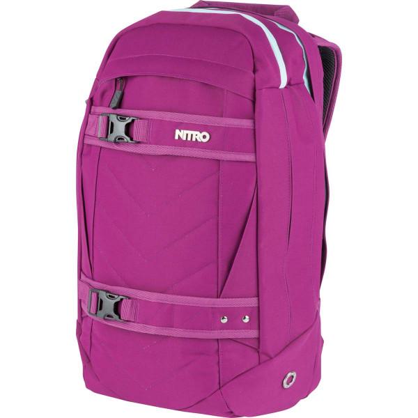 Nitro Aerial 27L Rucksack mit Laptopfach Grateful Pink