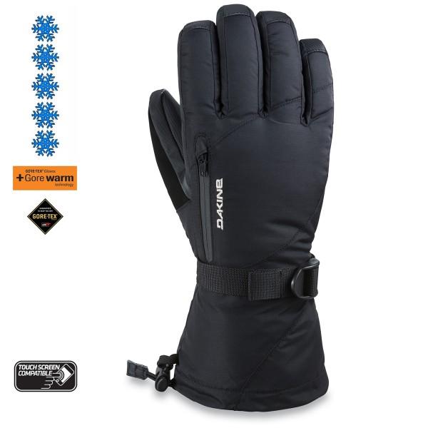 Dakine Sequoia Gore-Tex Glove Damen Ski- / Snowboard Handschuhe mit Innenhandschuh Black