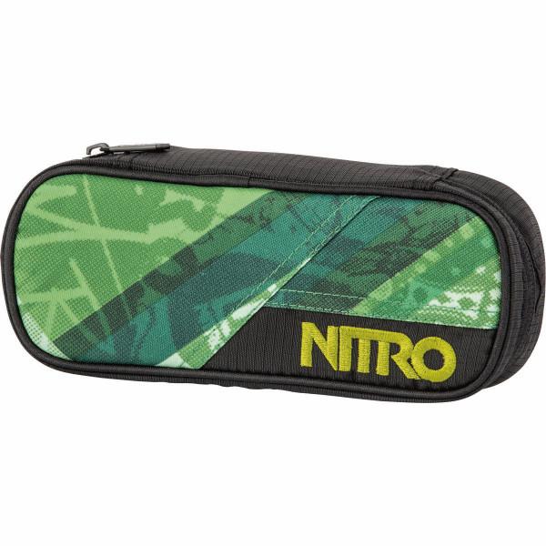 Nitro Pencil Case Federmäppchen Wicked Green