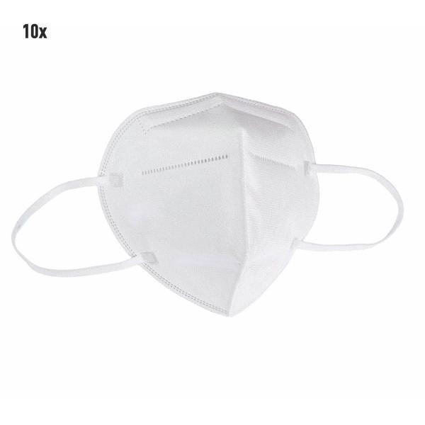 Arcora ® FFP2 Maske - 10er Pack